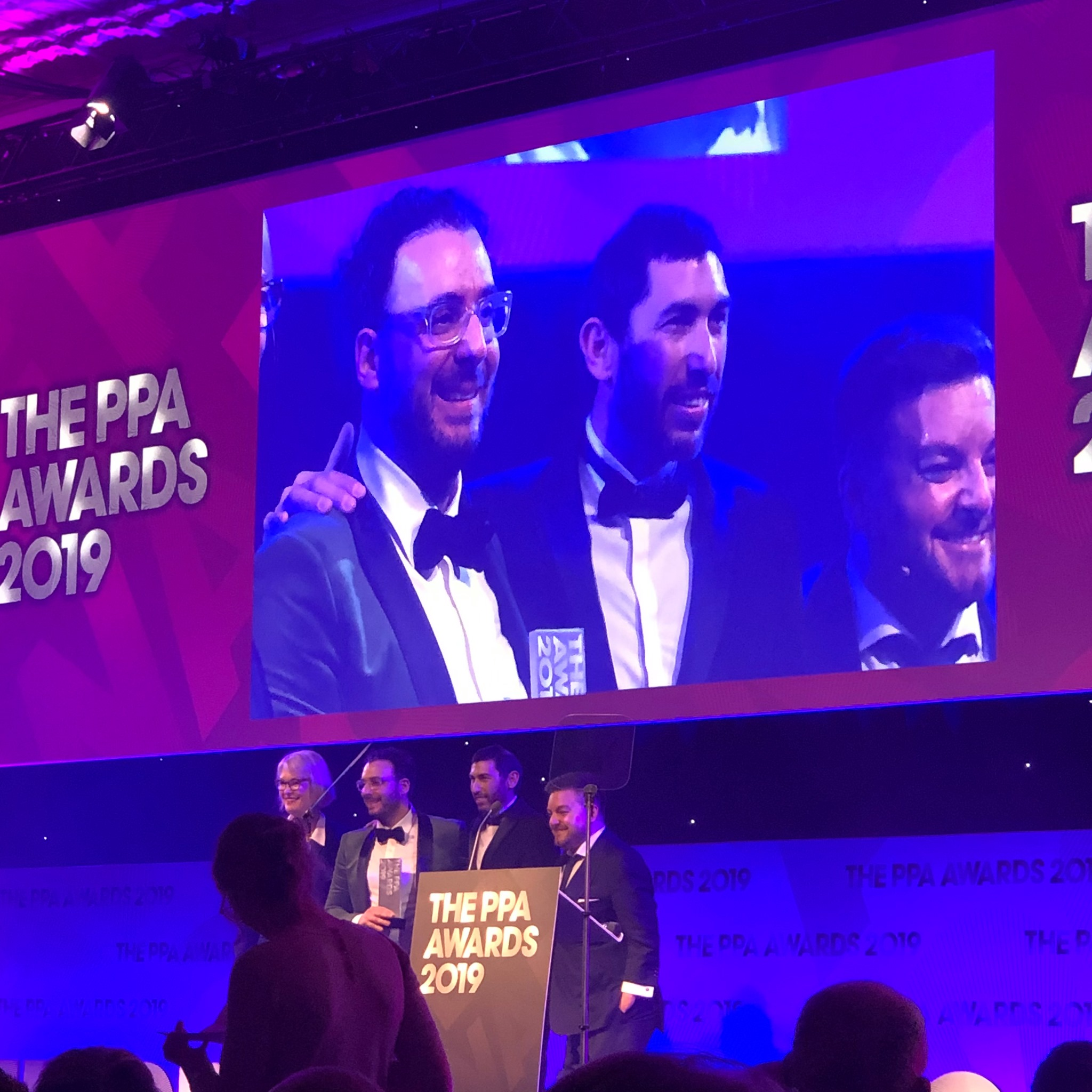 Trackonomics Won the 2019 PPA Industry Partner of the Year Award